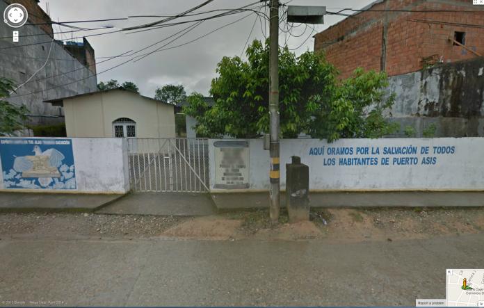 Puerto Asis chapel